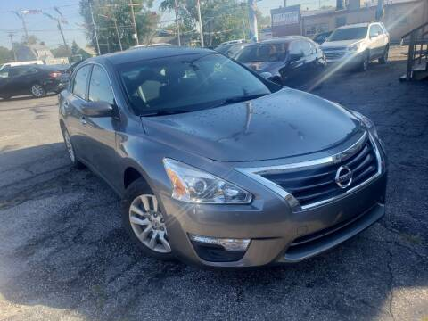 2015 Nissan Altima for sale at Some Auto Sales in Hammond IN