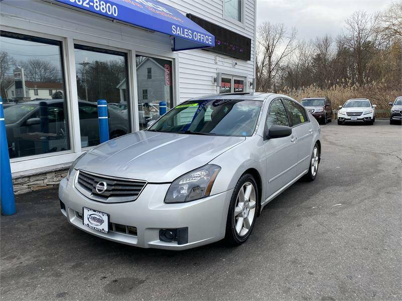 2007 Nissan Maxima for sale at Best Price Auto Sales in Methuen MA