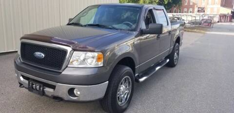 2006 Ford F-150 for sale at Howe's Auto Sales in Lowell MA