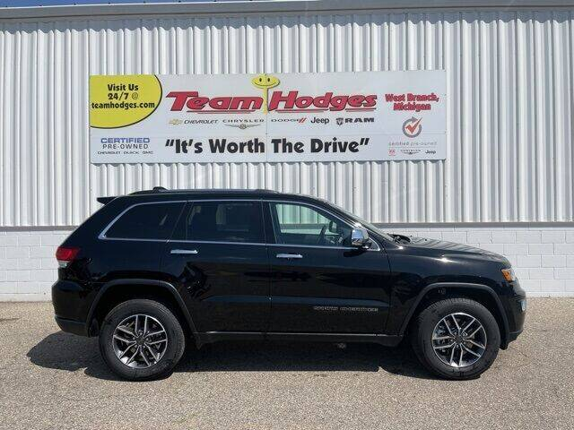 2021 Jeep Grand Cherokee for sale in West Branch, MI