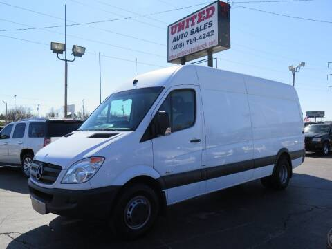 2012 Mercedes-Benz Sprinter Cargo for sale at United Auto Sales in Oklahoma City OK