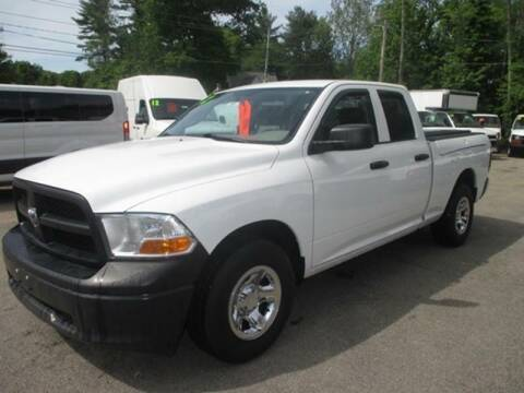 2012 RAM Ram Pickup 1500 for sale at Auto Towne in Abington MA