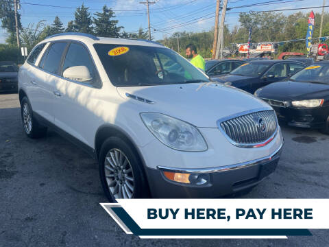 2008 Buick Enclave for sale at I57 Group Auto Sales in Country Club Hills IL