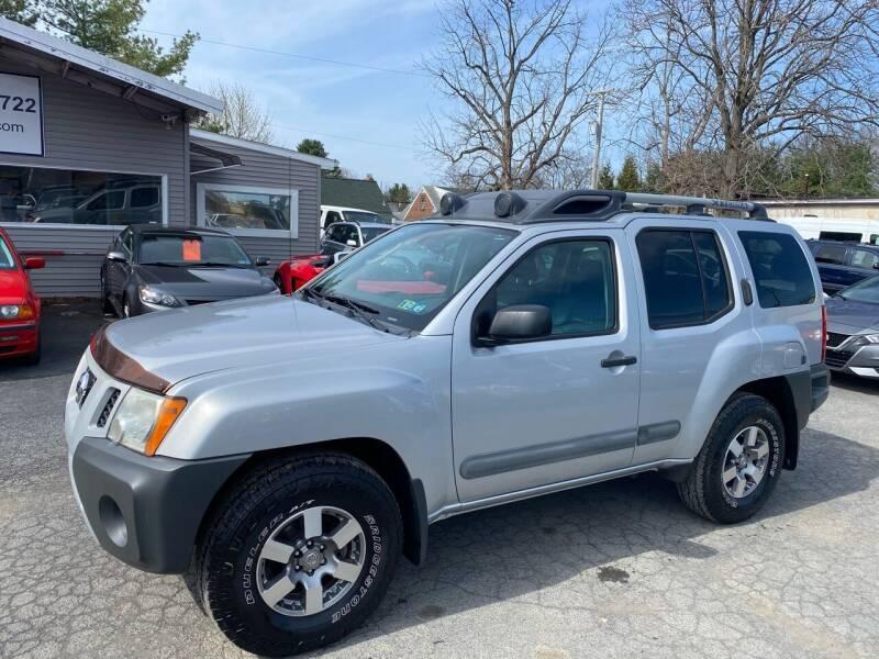 2011 Nissan Xterra for sale at Masic Motors, Inc. in Harrisburg PA