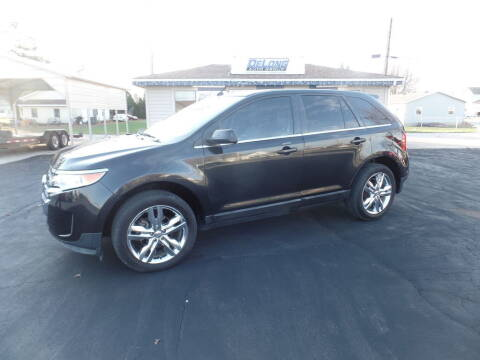 2011 Ford Edge for sale at DeLong Auto Group in Tipton IN