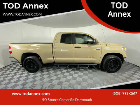 2017 Toyota Tundra for sale at TOD Annex in North Dartmouth MA