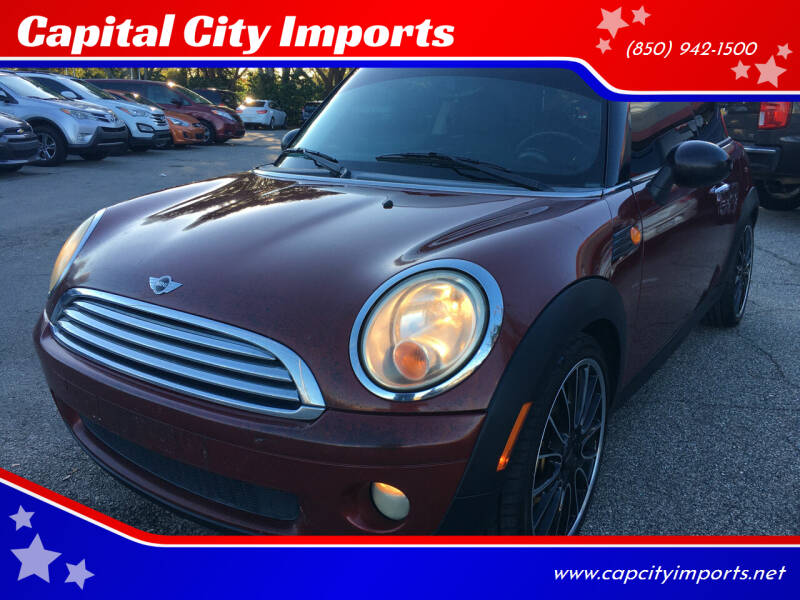2009 MINI Cooper for sale at Capital City Imports in Tallahassee FL