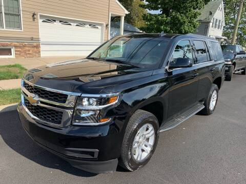 2017 Chevrolet Tahoe for sale at Jordan Auto Group in Paterson NJ