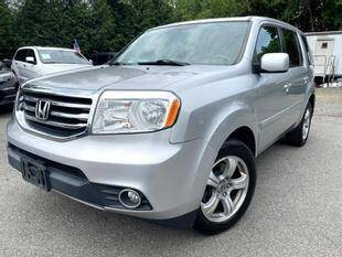 2013 Honda Pilot for sale at Rockland Automall - Rockland Motors in West Nyack NY