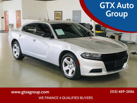 2015 Dodge Charger for sale at GTX Auto Group in West Chester OH