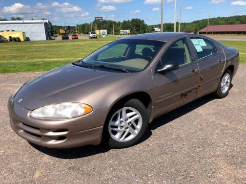 2000 Dodge Intrepid for sale at STATELINE CHEVROLET BUICK GMC in Iron River MI