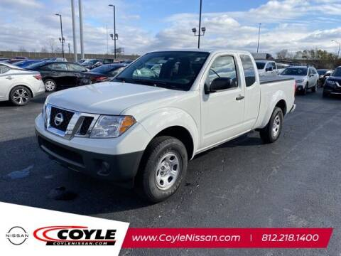 2019 Nissan Frontier for sale at COYLE GM - COYLE NISSAN - Coyle Nissan in Clarksville IN