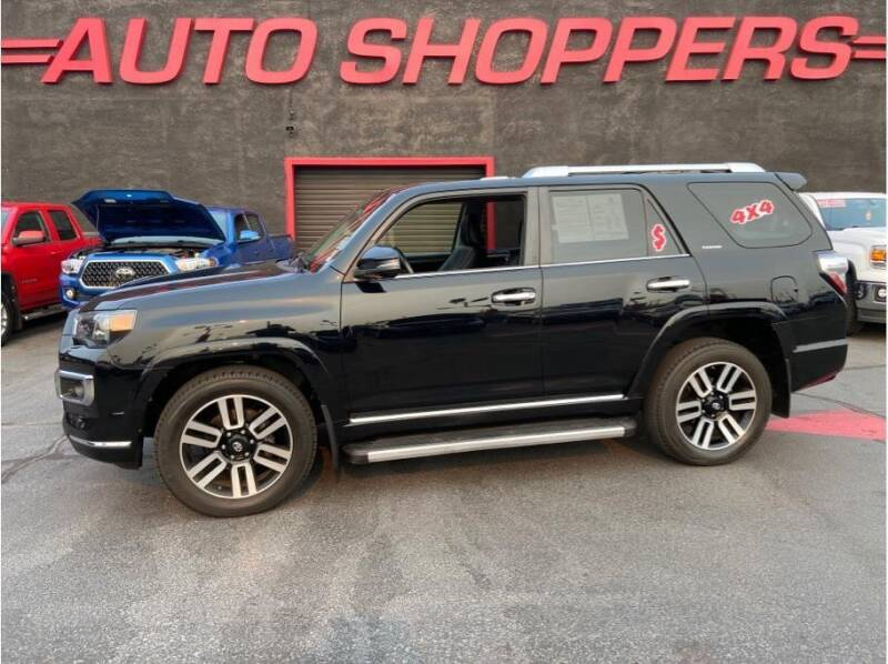 2015 Toyota 4Runner for sale at AUTO SHOPPERS LLC in Yakima WA