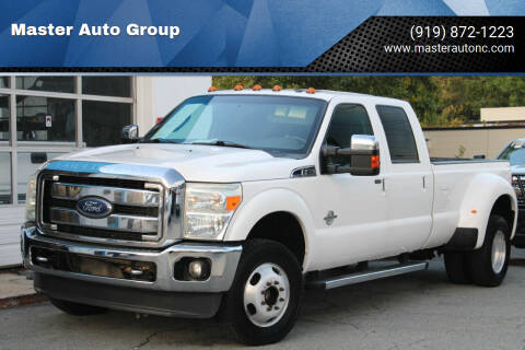 2013 Ford F-350 Super Duty for sale at Master Auto Group in Raleigh NC