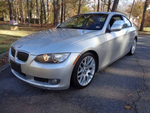 2010 BMW 3 Series for sale at Liberty Motors in Chesapeake VA