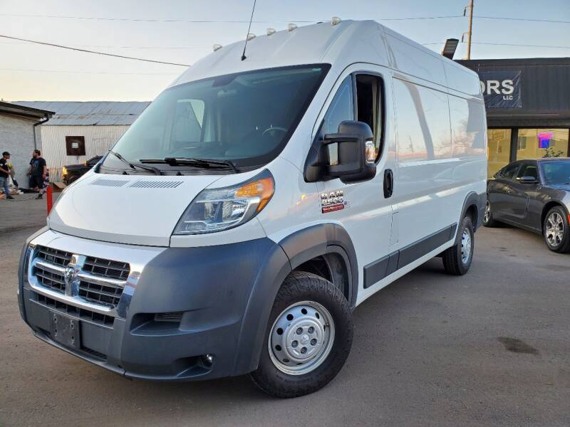 2017 RAM ProMaster Cargo for sale at LA Motors LLC in Denver CO
