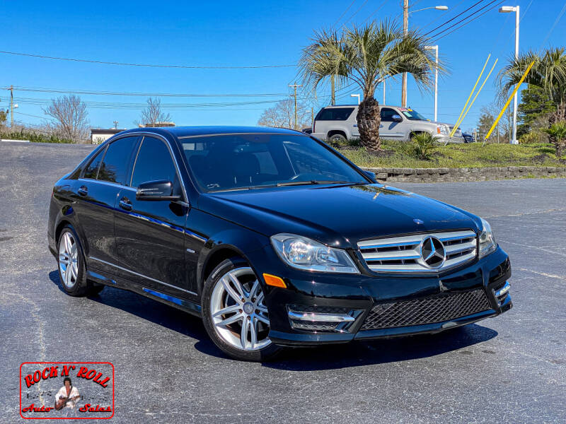 2012 Mercedes-Benz C-Class for sale at Rock 'n Roll Auto Sales in West Columbia SC