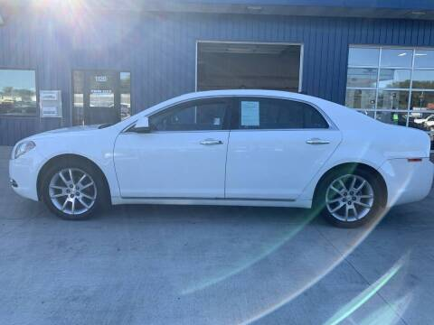 2012 Chevrolet Malibu for sale at Twin City Motors in Grand Forks ND