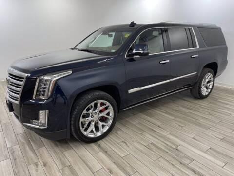 2019 Cadillac Escalade ESV for sale at TRAVERS GMT AUTO SALES - Traver GMT Auto Sales West in O Fallon MO
