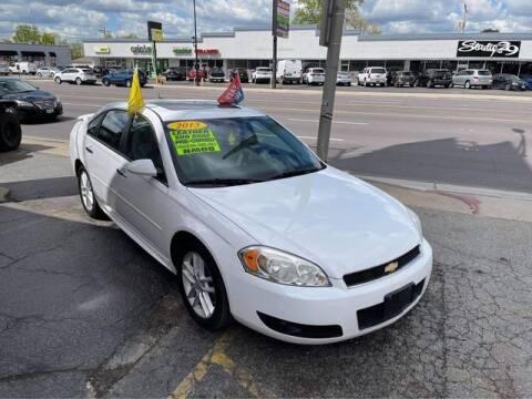 2013 Chevrolet Impala for sale at JBA Auto Sales Inc in Stone Park IL