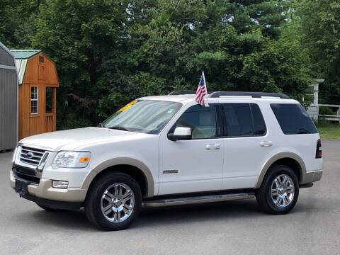 2008 Ford Explorer for sale at GREENPORT AUTO in Hudson NY