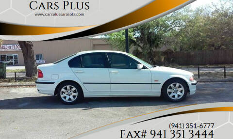 2000 BMW 3 Series for sale at Cars Plus in Sarasota FL