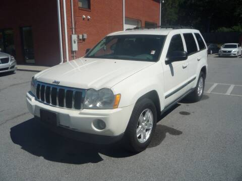 2007 Jeep Grand Cherokee for sale at Credit Cars LLC in Lawrenceville GA