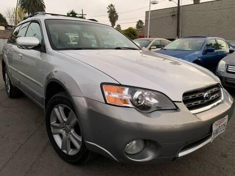2005 Subaru Outback for sale at North County Auto in Oceanside CA