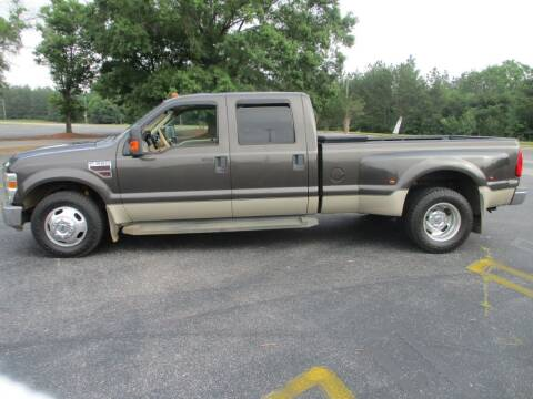 2008 Ford F-350 Super Duty for sale at A & P Automotive in Montgomery AL