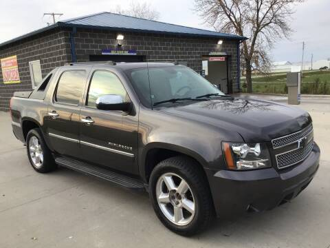 2010 Chevrolet Avalanche for sale at Bam Motors in Dallas Center IA