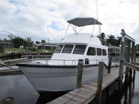 1974 Moduteck 45' for sale at Auto Quest USA INC in Fort Myers Beach FL