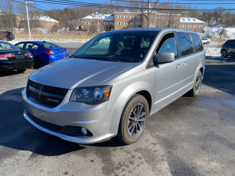 2016 Dodge Grand Caravan for sale at Turnpike Automotive in North Andover MA