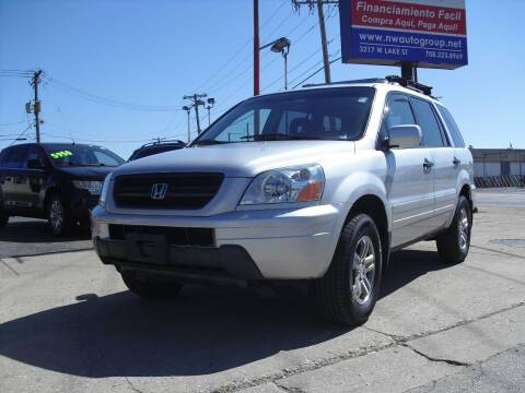 2003 Honda Pilot for sale at Nationwide Auto Group in Melrose Park IL
