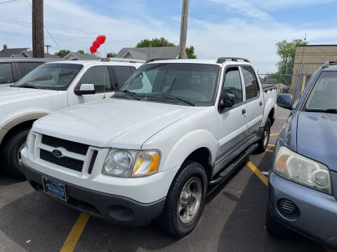 2005 Ford Explorer Sport Trac for sale at Ideal Cars in Hamilton OH
