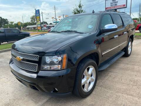 2012 Chevrolet Suburban for sale at Houston Auto Gallery in Katy TX