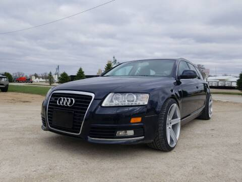 2010 Audi A6 for sale at Allen Auto & Tire in Britt IA