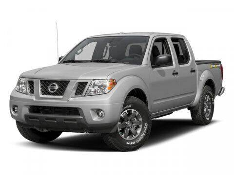2017 Nissan Frontier for sale at Scott Evans Nissan in Carrollton GA