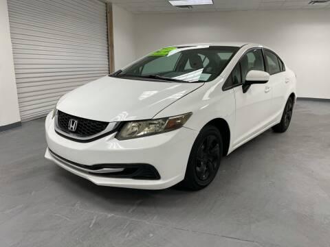 2015 Honda Civic for sale at Ideal Cars in Mesa AZ