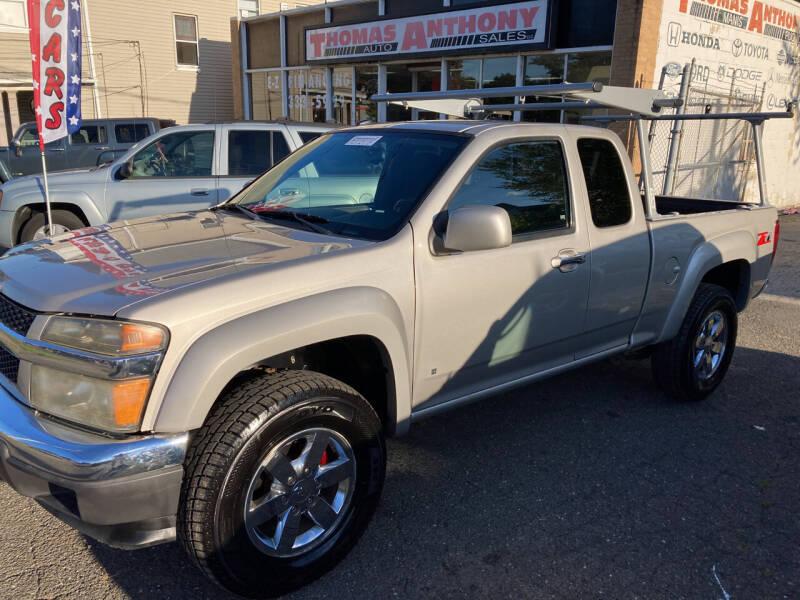 2009 Chevrolet Colorado for sale at Thomas Anthony Auto Sales LLC DBA Manis Motor Sale in Bridgeport CT