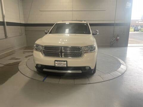 2011 Dodge Durango for sale at Luxury Car Outlet in West Chicago IL