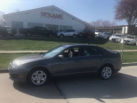 2011 Ford Fusion for sale at Efkamp Auto Sales LLC in Des Moines IA