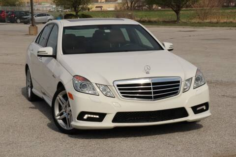 2011 Mercedes-Benz E-Class for sale at Big O Auto LLC in Omaha NE