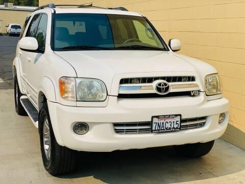 2005 Toyota Sequoia for sale at Auto Zoom 916 Rancho Cordova in Rancho Cordova CA