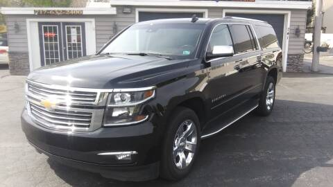 2015 Chevrolet Suburban for sale at American Auto Group, LLC in Hanover PA