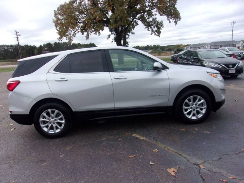 2019 Chevrolet Equinox for sale at Welkes Auto Sales & Service in Eau Claire WI