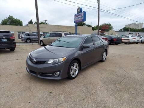 2014 Toyota Camry for sale at Suzuki of Tulsa - Global car Sales in Tulsa OK