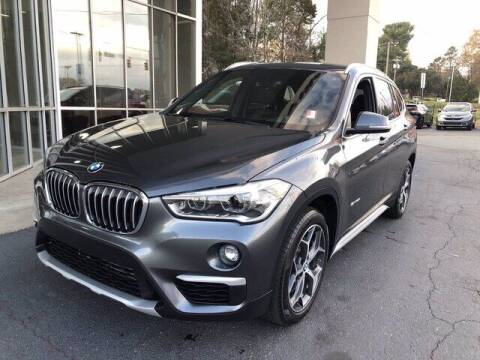 2017 BMW X1 for sale at Credit Union Auto Buying Service in Winston Salem NC