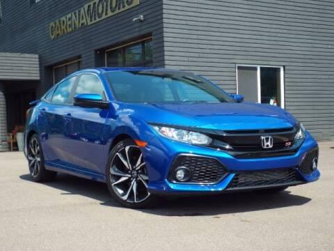 2018 Honda Civic for sale at Carena Motors in Twinsburg OH