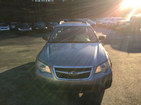 2008 Subaru Outback for sale at Mikes Auto Center INC. in Poughkeepsie NY