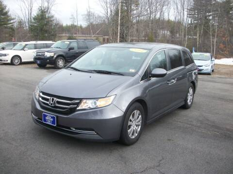2014 Honda Odyssey for sale at Auto Images Auto Sales LLC in Rochester NH